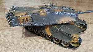 RC Tank yapımı