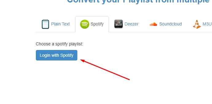 Spotify çalma listesi